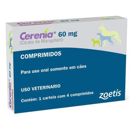 Antiemético Cerenia Zoetis 60mg