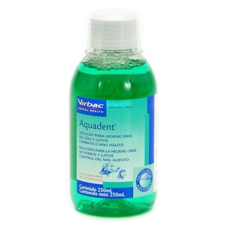 Solução Para Higiene Oral Aquadent Virbac 250 mL