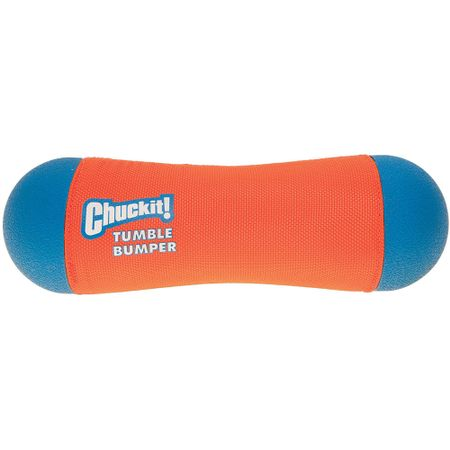 Brinquedo Para Cachorros Chuckit Tumble Bumper Laranja e Azul