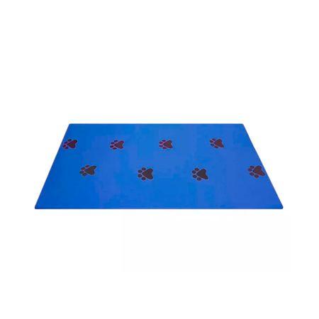 Colchonete Dobravel Azul - Tubline
