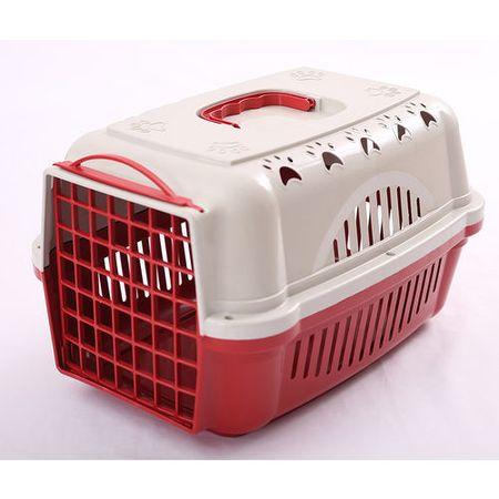 Caixa de Transporte DuraTrip Vermelha