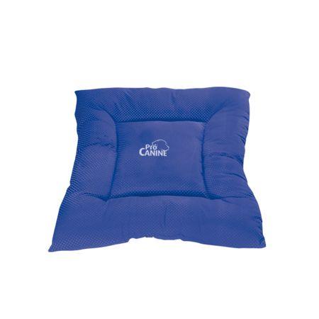 Almofada de Fibra Azul Pro Canine