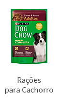 Cachorros - Rações