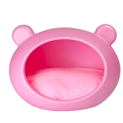 casa-guisa-dog-cave-para-caes-rosa-com-almofada-rosa-7898946935387-pet-luni