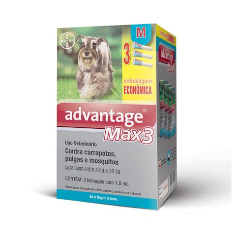 antipulgas-e-carrapatos-bayer-advantage-max3-para-caes-de-4-a-10-kg-combo-7891106911252-pet-luni