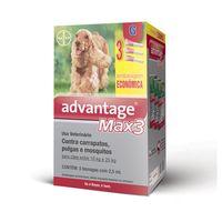 antipulgas-e-carrapatos-bayer-advantage-max3-para-caes-de-10-a-25-kg-combo-7891106911269-pet-luni