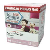 Kit-com-3-Antipulgas-Comfortis-Elanco-140-mg-para-Caes-e-Gatos