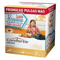 Kit-com-3-Antipulgas-Comfortis-Elanco-270-mg-para-Caes-e-Gatos