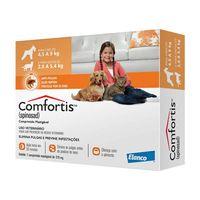 Antipulgas-Comfortis-Elanco-270-mg-para-Caes-de-45-a-9-Kg-e-Gatos-de-28-a-54-Kg