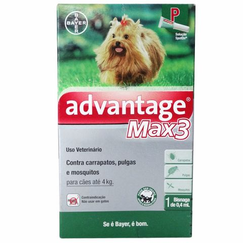antipulgas-e-carrapatos-bayer-advantage-max3-para-caes-com-ate-4-Kg-7891106005715-pet-luni