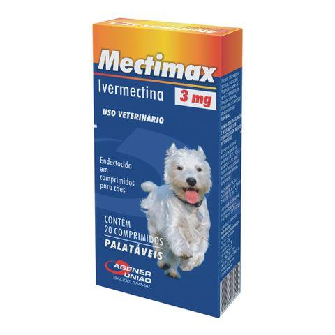 Antiparasitario-Mectimax-Agener-Pet-3mg-20-Comprimidos-7896006227045-pet-luni