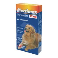 Antiparasitario-Mectimax-Agener-Pet-12mg-30-Comprimidos-7896006227175-pet-luni