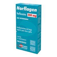Antibacteriano-Norflagen-Agener-Pet-200mg-10-Comprimidos-7896006219194-pet-luni