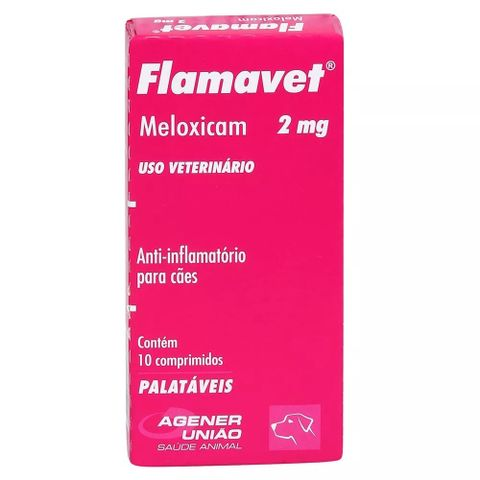 Anti-inflamatorio-Flamavet-Agener-Para-Caes-2mg-10-Comprimidos-7896006217244-pet-luni