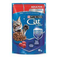 Sache-Purina-CAT-CHOW-Carne-ao-Molho-Para-Gatos-Adultos-8-5g-7891000113066-pet-luni