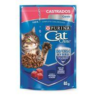 Sache-Purina-CAT-CHOW-Carne-ao-Molho-Para-Gatos-Castrados-8-5g-7891000240205-pet-luni