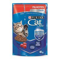 Sache-Purina-CAT-CHOW-Carne-ao-Molho-Para-Gatos-Filhotes-8-5g-7891000240182-pet-luni