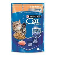 Sache-Purina-CAT-CHOW-Frango-ao-Molho-Para-Gatos-Filhores-8-5g-7891000244012-pet-luni