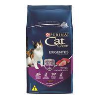 Racao-Purina-CAT-CHOW-Frango--Carne-e-Atum-Para-Gatos-Exigentes-1kg-7891000247860-pet-luni