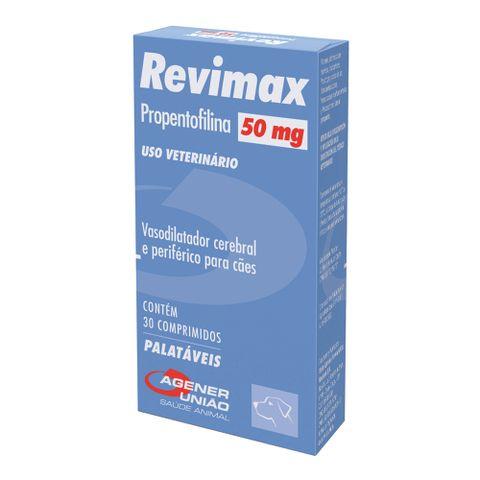 Vasodilatador-Cerebral-Revimax-Agener-Pet-30-Comprimidos-7896006200628-pet-luni