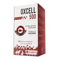 Suplemento-para-Caes-e-Gatos-Avert-Oxcell-500-30-Capsulas-7898549750165-pet-luni