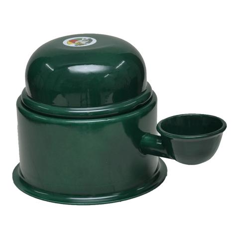 Bebedouro-para-Caes-em-Aluminio-Vida-Mansa-Verde-0-7L