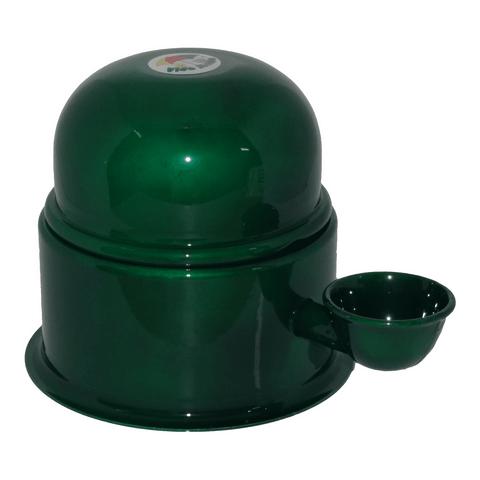 Bebedouro-para-Caes-em-Aluminio-Vida-Mansa-Verde-1-4L