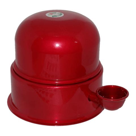 Bebedouro-para-Caes-em-Aluminio-Vida-Mansa-Vermelho-3L