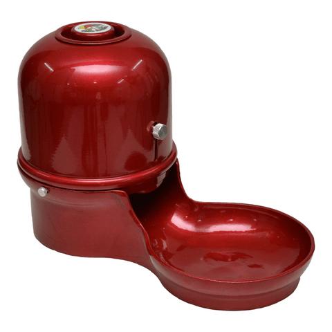 Comedouro-para-Caes-em-Aluminio-Vida-Mansa-Vermelho-1-5L