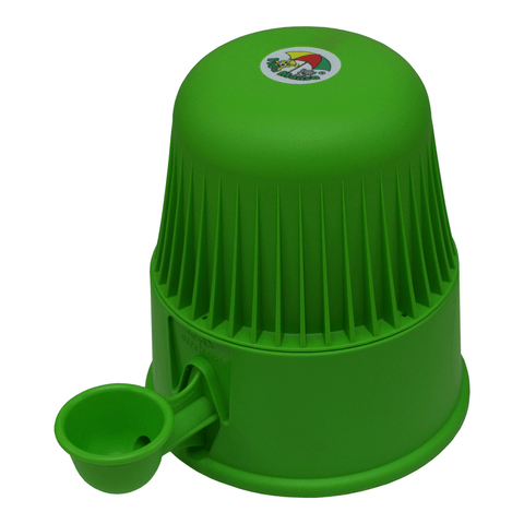Bebedouro-para-Caes-em-Polipropileno-Vida-Mansa-Verde
