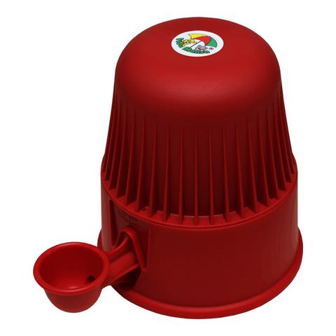 Bebedouro-para-Caes-em-Polipropileno-Vida-Mansa-Vermelho