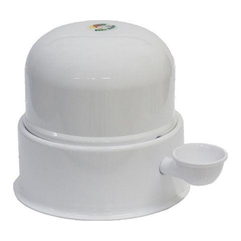 Bebedouro-para-Caes-em-Aluminio-Vida-Mansa-Branco-3L