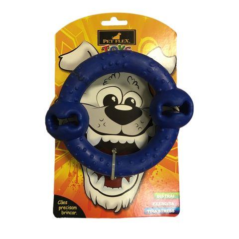 Brinquedo-para-Cachorros-Pet-Flex-Argola-Amarela-pet-luni