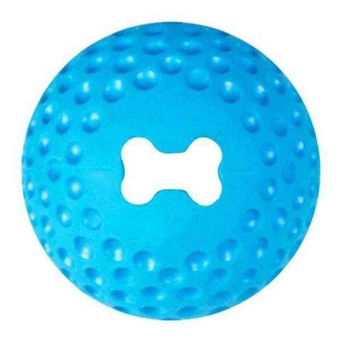 Bolinha-para-Cachorros-Rogz-Gumz-Pequena-Azul-pet-luni