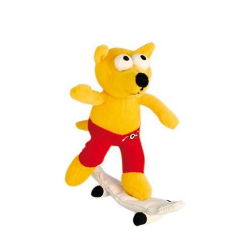 Ursinho-de-Pelucia-Rogz-Skate-pet-luni