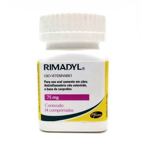 Anti-inflamatorio-Rimadyl-Zoetis-75mg-14-Comprimidos-Mastigaveis-7898049718054-pet-luni