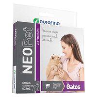 Antipulgas-para-Gatos-Ourofino-NeoPet-1-Flaconete-7898019867225-Pet-luni