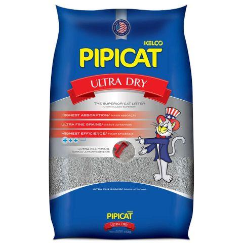 Areia-Higienica-para-Gatos-Pipicat-Ultra-Dry