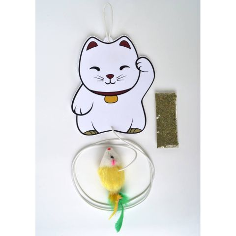 Brinquedo-de-Caca-para-Gatos-Pet-Games-Lucky-Cat-7898947774138-pet-luni