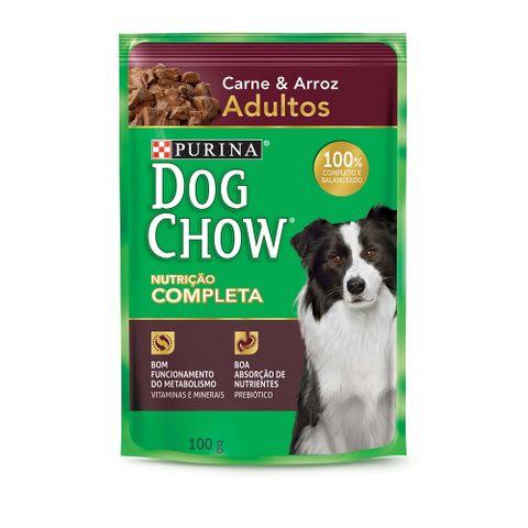 Sache-DOG-CHOW-Carne-e-Arroz-Para-Caes-Adultos-100g-7891000240410-pet-luni