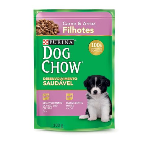 Sache-DOG-CHOW-Carne-e-Arroz-Para-Caes-Filhote-100g-7891000240472-pet-luni
