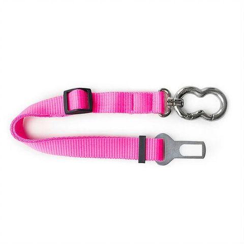 Cinto-de-Seguranca-para-Caes-em-Poliester-Tchucco-Pink-47-72cm-7890011144441-CS-PINK-TCC0063-1-Pet-Luni