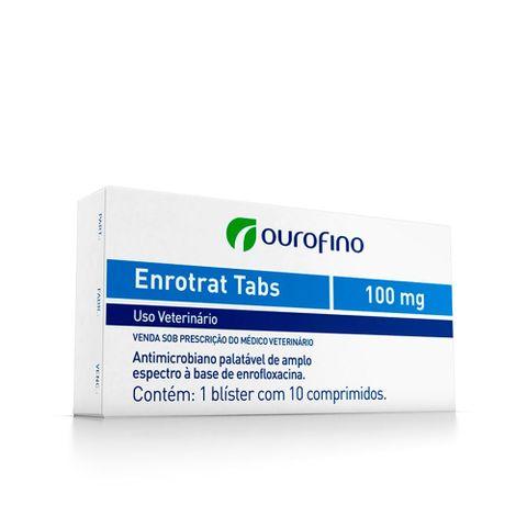 Enrotrat-Tabs-100mg-Ourofino-Petluni