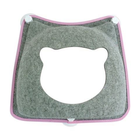 cama-de-janela-com-ventosa-modelo-carinha-de-gato-cinza-0606529291525-pet-luni-2