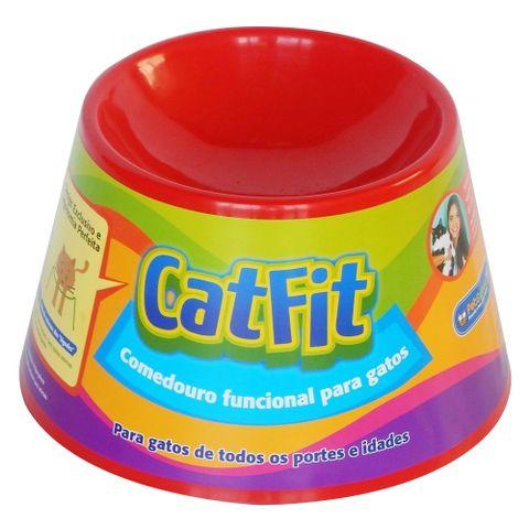 Comedouro-Funcional-para-Gatos-Pet-Games-CatFit-Vermelho-7898615851635-pet-luni-2