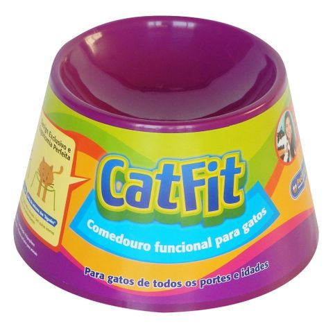 Comedouro-Funcional-para-Gatos-Pet-Games-CatFit-Roxo-7898615851642-pet-luni-2