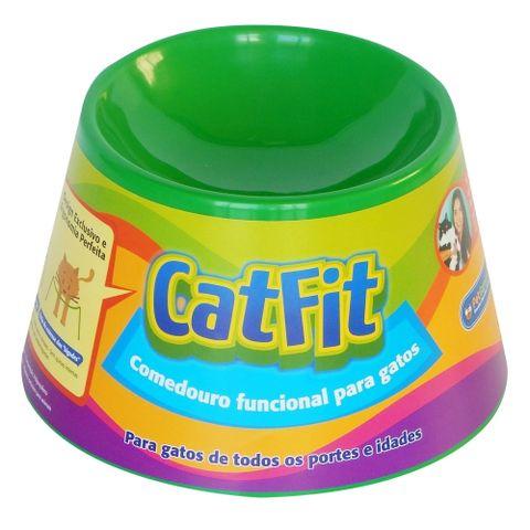 Comedouro-Funcional-para-Gatos-Pet-Games-CatFit-Verde-7898615851666-pet-luni-2