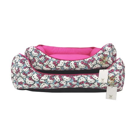 cama-retangular-estampada-woof-hello-kitty-azul-7898659109365-pet-luni