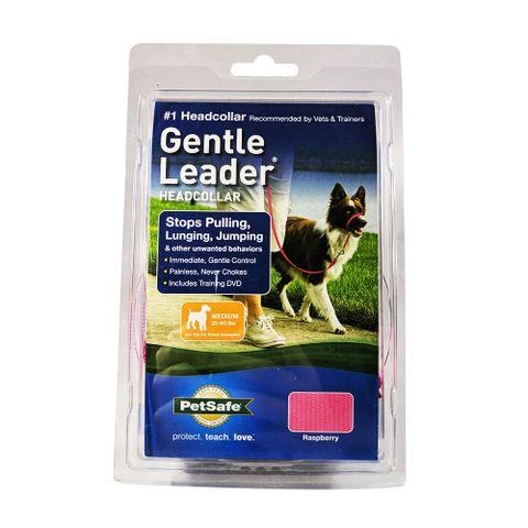 Petsafe-Gentle-Leader-frente--rosa-