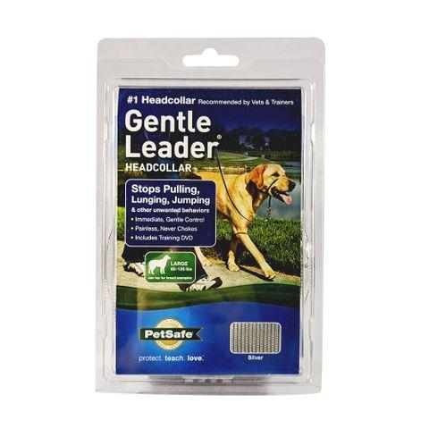 Petsafe-Gentle-Leader-Frente--prata-